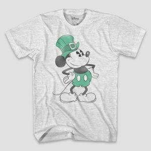 Men's Disney Mickey Mouse Short Sleeve Graphic T-S